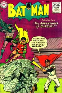 Cover Thumbnail for Batman (DC, 1940 series) #90