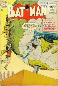 Cover Thumbnail for Batman (DC, 1940 series) #91