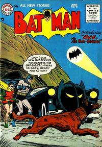 Cover for Batman (DC, 1940 series) #92