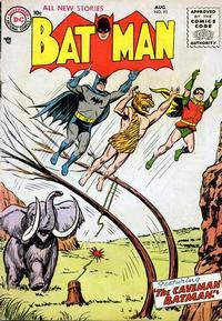 Cover Thumbnail for Batman (DC, 1940 series) #93
