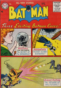 Cover Thumbnail for Batman (DC, 1940 series) #98
