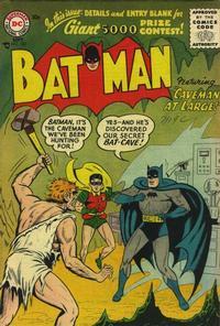 Cover Thumbnail for Batman (DC, 1940 series) #102