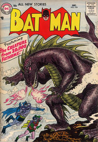 Cover Thumbnail for Batman (DC, 1940 series) #104