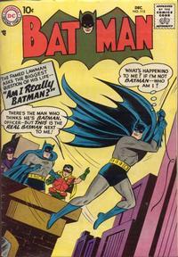 Cover for Batman (DC, 1940 series) #112
