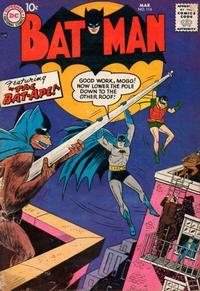 Cover Thumbnail for Batman (DC, 1940 series) #114
