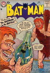Cover Thumbnail for Batman (DC, 1940 series) #115