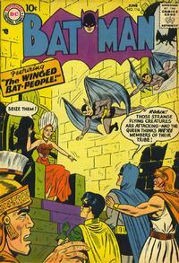 Cover Thumbnail for Batman (DC, 1940 series) #116