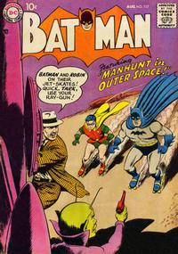 Cover Thumbnail for Batman (DC, 1940 series) #117