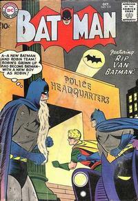 Cover Thumbnail for Batman (DC, 1940 series) #119