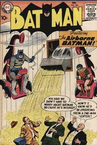 Cover Thumbnail for Batman (DC, 1940 series) #120