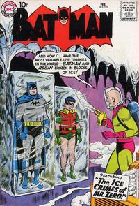 Cover Thumbnail for Batman (DC, 1940 series) #121