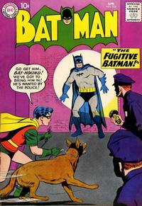 Cover Thumbnail for Batman (DC, 1940 series) #123