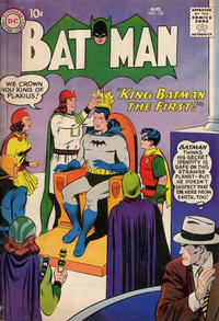 Cover Thumbnail for Batman (DC, 1940 series) #125