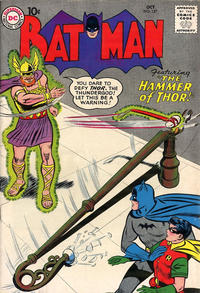 Cover Thumbnail for Batman (DC, 1940 series) #127