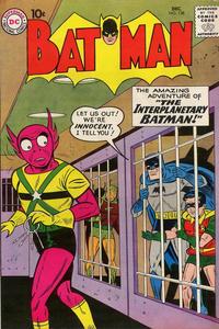 Cover Thumbnail for Batman (DC, 1940 series) #128