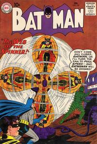 Cover Thumbnail for Batman (DC, 1940 series) #129