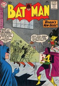 Cover Thumbnail for Batman (DC, 1940 series) #137