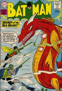 Cover for Batman (DC, 1940 series) #138