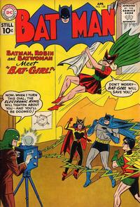 Cover Thumbnail for Batman (DC, 1940 series) #139