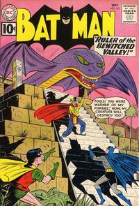 Cover Thumbnail for Batman (DC, 1940 series) #142