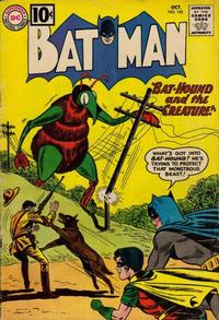 Cover Thumbnail for Batman (DC, 1940 series) #143