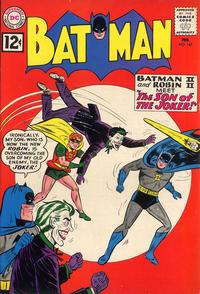 Cover Thumbnail for Batman (DC, 1940 series) #145