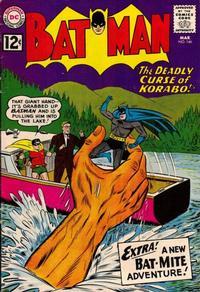 Cover Thumbnail for Batman (DC, 1940 series) #146