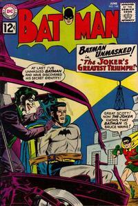 Cover for Batman (DC, 1940 series) #148