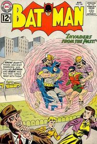 Cover Thumbnail for Batman (DC, 1940 series) #149