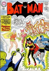 Cover Thumbnail for Batman (DC, 1940 series) #153