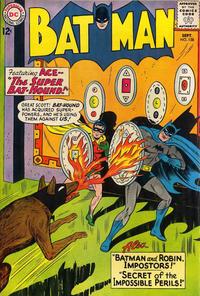 Cover Thumbnail for Batman (DC, 1940 series) #158