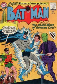 Cover Thumbnail for Batman (DC, 1940 series) #160