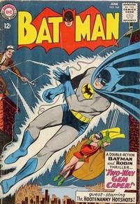Cover Thumbnail for Batman (DC, 1940 series) #164