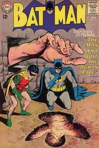 Cover Thumbnail for Batman (DC, 1940 series) #165