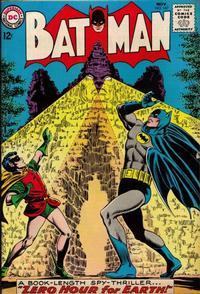 Cover for Batman (DC, 1940 series) #167