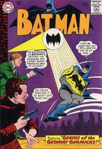 Cover Thumbnail for Batman (DC, 1940 series) #170