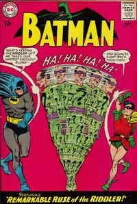 Cover Thumbnail for Batman (DC, 1940 series) #171