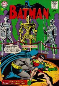 Cover Thumbnail for Batman (DC, 1940 series) #172