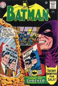 Cover Thumbnail for Batman (DC, 1940 series) #173