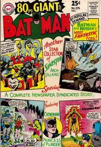 Cover Thumbnail for Batman (DC, 1940 series) #176