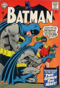 Cover Thumbnail for Batman (DC, 1940 series) #177