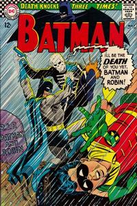 Cover Thumbnail for Batman (DC, 1940 series) #180