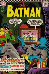 Cover Thumbnail for Batman (DC, 1940 series) #183