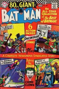 Cover Thumbnail for Batman (DC, 1940 series) #187