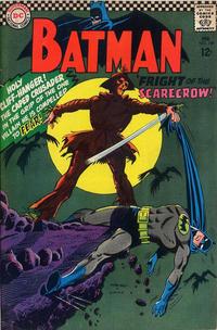 Cover Thumbnail for Batman (DC, 1940 series) #189