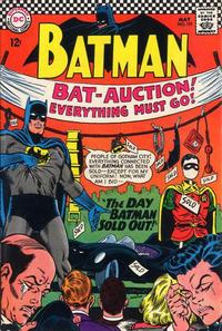 Cover Thumbnail for Batman (DC, 1940 series) #191
