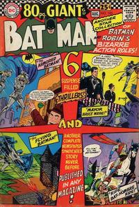 Cover Thumbnail for Batman (DC, 1940 series) #193