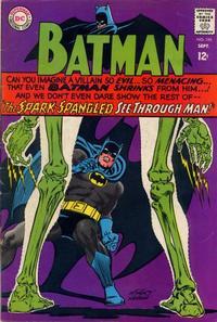 Cover Thumbnail for Batman (DC, 1940 series) #195