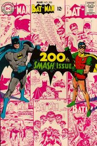Cover Thumbnail for Batman (DC, 1940 series) #200