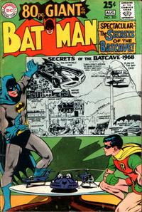 Cover Thumbnail for Batman (DC, 1940 series) #203